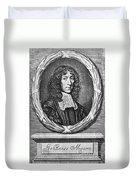 John Mayow (1640-1679) Duvet Cover