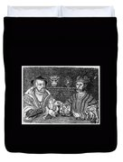 John Of Leiden (1509-1536) Duvet Cover