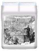 John Tyndall (1820-1893) Duvet Cover