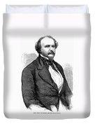 John Van Buren (1810-1866) Duvet Cover