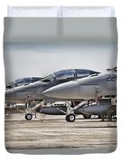 Joint Operations Squadron V3  Duvet Cover