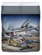 Joint Operations V3 Duvet Cover