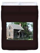 Jones Law Office Appomattox Court House Virginia Duvet Cover