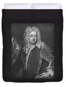 Joseph Addison (1672-1719) Duvet Cover