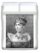 Josephine De Beauharnais Duvet Cover