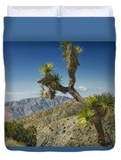 Joshua Trees Number 357 Duvet Cover