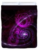 Journey Through The Time Duvet Cover