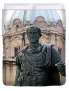 Julius Caesar Duvet Cover