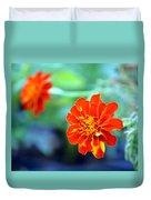 June's Bloom Duvet Cover