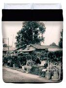 Junk Shop- Tallulah Louisiana Duvet Cover