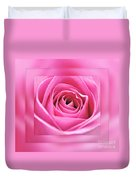 Just Pink Duvet Cover
