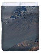 Ka Lua O Ka Oo Haleakala Volcano Maui Hawaii Duvet Cover