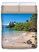 Kahana Beach Duvet Cover