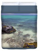 Kahena Rocks Duvet Cover