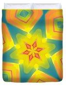 Kaleidoscope Series Number 8 Duvet Cover