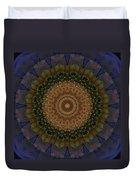 Kaleidoscope Vi Duvet Cover