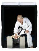 Karate Duvet Cover