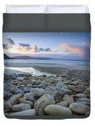 Keem Strand, Achill Island, Co Mayo Duvet Cover