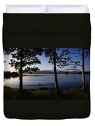 Kenmare Bay, Ring Of Kerry In Bg, Co Duvet Cover