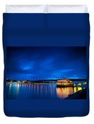 Kennedy Bridge - Bonn Duvet Cover