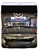 Kennedy Limo Duvet Cover