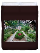 Kentlands Greenhouse Duvet Cover