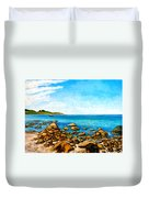 Kettle Cove Duvet Cover