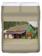 Kettle River Woodcraft Duvet Cover