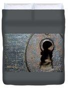 Keyhole Duvet Cover