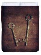 Keys Duvet Cover