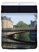 Kilkenny Castle, Kilkenny, Co Kilkenny Duvet Cover