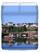 Kilkenny City, Kilkenny Castle Duvet Cover