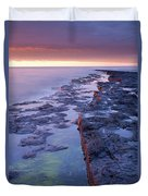 Killala Bay, Co Sligo, Ireland Bay At Duvet Cover