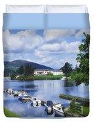 Killaloe, County Clare, Ireland Duvet Cover