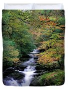 Killarney National Park, Ring Of Kerry Duvet Cover