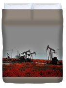 Killing Ground Duvet Cover