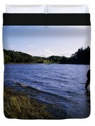 Killykeen Forest Park, Co Cavan Duvet Cover