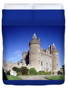 Killyleagh Castle, Co. Down, Ireland Duvet Cover