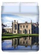 Kilruddery House And Gardens, Co Duvet Cover