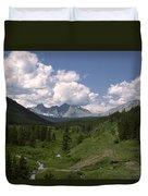 Kindersley Pass Duvet Cover