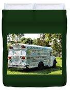 Kindness Bus 2 Duvet Cover