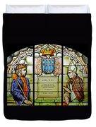 King Alfonso Vi ... Duvet Cover