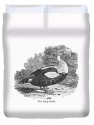 King Duck Duvet Cover