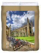 Kings College Cambridge Duvet Cover