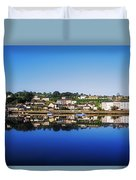 Kinsale, Co Cork, Ireland Duvet Cover