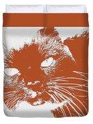 Kit Kat Duvet Cover
