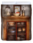 Kitchen - The Cooling Cabinet Duvet Cover
