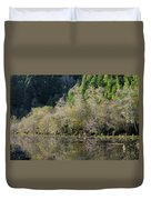 Klamath Pond Duvet Cover