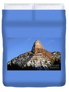 Kolob Canyon Utah Duvet Cover