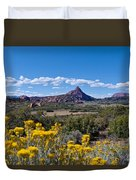 Kolob Terrace Afternoon Duvet Cover